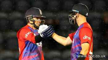 England recover from collapse to seal T20 series against Sri Lanka