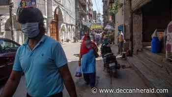 Coronavirus News highlights: Delhi reports 109 new Covid-19 cases, 8 deaths - Deccan Herald