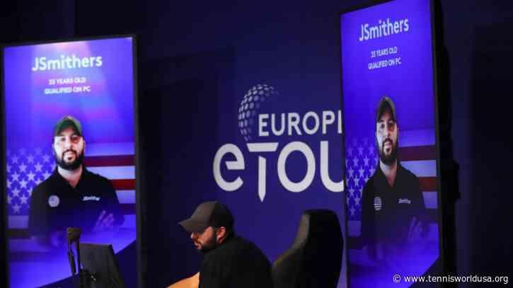 ETour tournament, Jsmithers cruises to victory