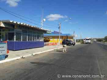 PRF flagra adolescente de 15 anos dirigindo carro em Serra Talhada - CenárioMT