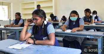 Coronavirus: Andhra Pradesh cancels Class 10 and 12 board exams after SC rap - Scroll.in