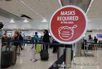 Senator Tom Cotton blames Biden for badly behaved airline passengers because of 'the stupid mask mandate'