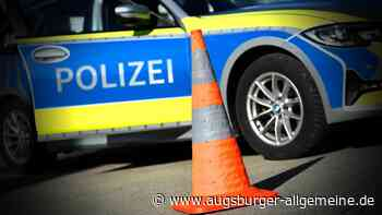 Autofahrer streift auf A8 Lastwagen und flüchtet danach - Augsburger Allgemeine