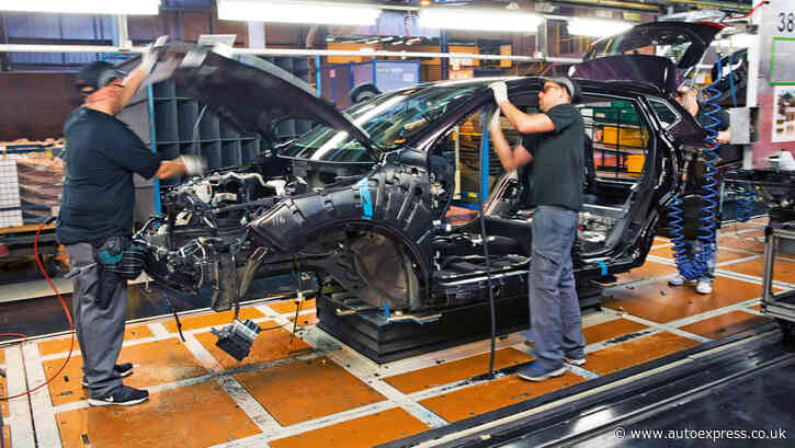 Semiconductor shortage continues to hit car production