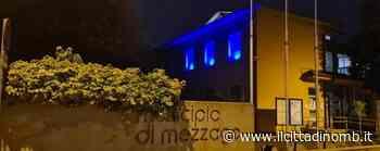 A Mezzago il municipio è blu per il trentennale della Convenzione Onu sui diritti dell'infanzia e dell'adolescenza - Cronaca, Mezzago - Il Cittadino di Monza e Brianza