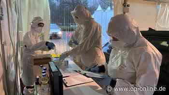 Dietzenbach: Streit um PCR-Tests – Familie fühlt sich von Testzentrum in die Irre geführt - op-online.de