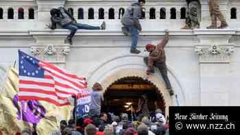 Erstürmung des Capitols: Ausschuss im US-Repräsentantenhaus soll Angriff untersuchen