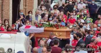 Cordoglio a Carsoli per l'ultimo saluto a Eligio Ferrari - MarsicaLive