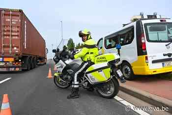 """Haven meet uitstoot vrachtwagens: """"Regelrechte fraude bij 1 ... (Antwerpen) - Gazet van Antwerpen"""