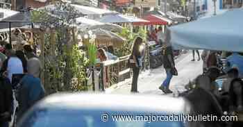 Mallorca Coronavirus: Santa Catalina Terraces - Majorca Daily Bulletin