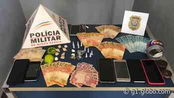 Polícia Civil prende suspeitos de tráfico de drogas em Uberaba durante a Operação 'Narco Brasil' - G1