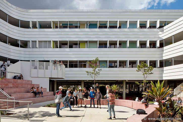 Is Queensland the education design capital of Australia?
