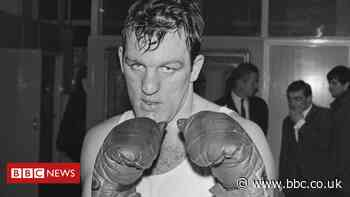 Boxer Brian London who fought Muhammad Ali for world title dies