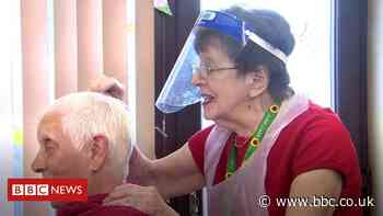 Chorley hairdresser, 91, thought to be Britain's oldest stylist