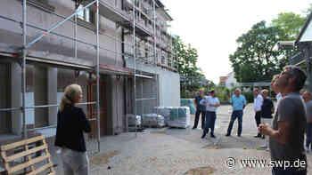 Gastronomie in Dettingen: Neues Café für die Ortsmitte: So sind die Pläne - SWP