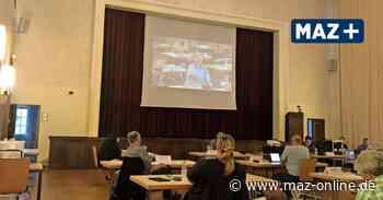 Wildau: Kein Livestream aus dem Stadtrat, Mitschnitt wird veröffentlicht - Märkische Allgemeine Zeitung