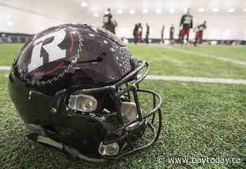 Ottawa Redblacks release Larsen after suspension, say cuts are based on roster size