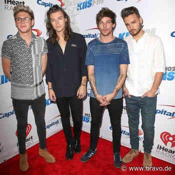 """Fans rasten aus: Steht die """"One Direction""""-Reunion bevor?   BRAVO - BRAVO.de"""