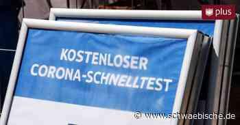 Zwei Teststationen schließen in Laupheim - Das ist der Grund - Schwäbische