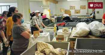 Arbeitseinsatz in Laupheim   schwäbische - Schwäbische