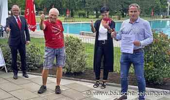 Schwimmen, Radfahren und zum Abschluss Rennen - Schopfheim - Badische Zeitung