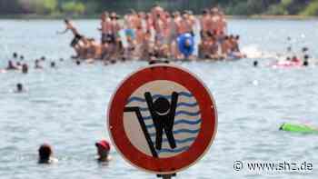 Warnungen in der Badesaison 2021: Vier Kinder starben beim Schwimmen in SH in den letzten Wochen | shz.de - shz.de