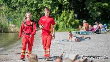 Risiko beim Schwimmen: Nach Bade-Unfall in Kollmar: DLRG rechnet mit mehr Unglücksfällen | shz.de - shz.de