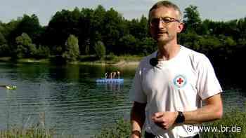 Wasserwacht warnt vor Übermut beim Schwimmen nach dem Lockdown - BR24