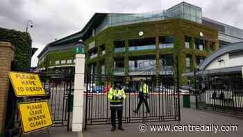 WIMBLEDON 2021: Grand Slam tennis returns to England's grass - Centre Daily Times