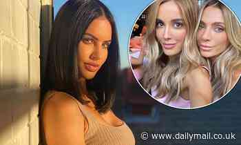 Nathan Buckley's girlfriend Alex Pike is 'snubbed' by Melbourne's footy wives