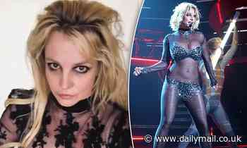 Britney Spears 'wanted to break her leg' so she wouldn't have to perform
