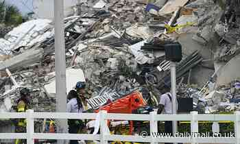 Australians feared trapped in the rubble of Miami's residential tower after it collapsed