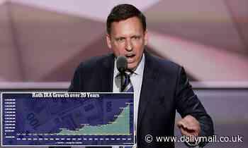 Billionaire Peter Thiel has $5BILLION TAX-FREE nest egg in retirement account