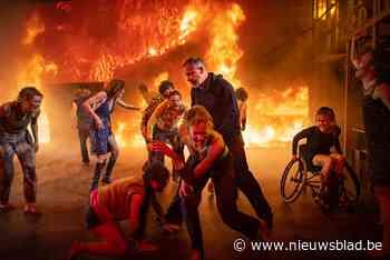 RECENSIE. 'Age of rage' van Ivo van Hove en Internationaal Theater Amsterdam: De Trojaanse rockoorlog *** - Het Nieuwsblad