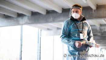 Liveblog: ++ RKI meldet 774 Neuinfektionen ++