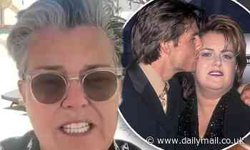 Rosie O'Donnell says she and Tom Cruise do not talk about Scientology despite 25 years of friendship