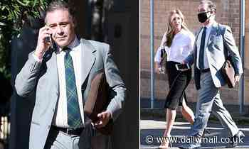 Andrew O'Keefe: TV star slapped, kicked, spat on Dr Orly Lavee in DV row