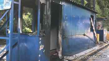 Autoridades buscan a quienes atacaron recientemente el Peaje de Neira - BC Noticias