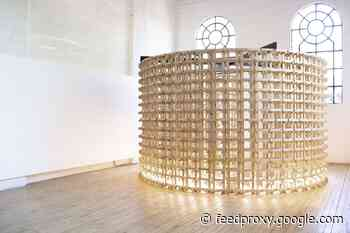 Fragments Room Pavilion / Azócar Catrón Arquitectos