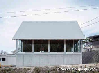Daisen Work Hut / Niimori Jamison Architects