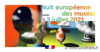 Nuit européenne des musées MUba Eugène Leroy samedi 3 juillet 2021 - Unidivers