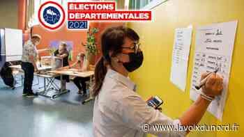 Départementales: dans le canton de Tourcoing 2, l'abstention oblige Gérald Darmanin et Doriane Bécue à un second tour - La Voix du Nord
