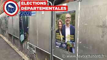 Départementales: dans le canton de Tourcoing 1, le duo Tonnerre-Desmet / Ledoux fait face au Rassemblement National - La Voix du Nord