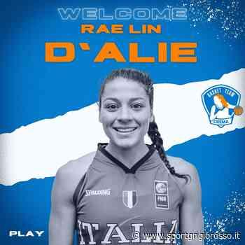 La nuova Basket Team Crema: c'è Rae Lin D'Alie, stella delle azzurre 3vs3 - SportGrigiorosso