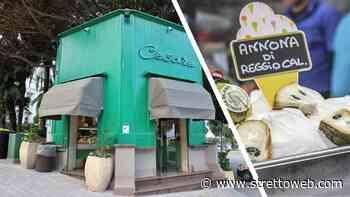 """Bergamotto, annona e crema reggina, così il gelato di Reggio Calabria conquista Forbes: """"Tra i locali consigliati c'è Cesare"""" - Stretto web"""
