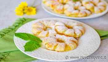 Puff di sfoglia con ananas e crema chantilly   golosissimi - RicettaSprint