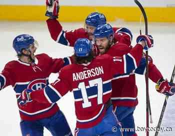 Artturi Lehkonen scores in overtime, Canadiens advance to Stanley Cup final
