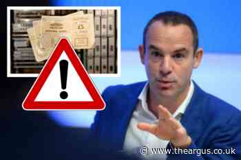 Martin Lewis issues savings advice on ITV's This Morning