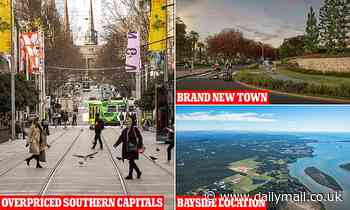 Brand new Queensland town will be built to accommodate the thousands of Australians moving north