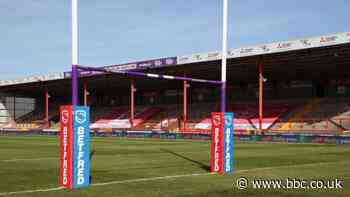 Hull KR: Two more fixtures postponed after another eight players test positive for Covid-19